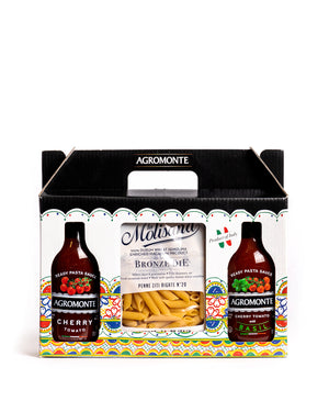 Cherry Tomato Sauce and Pasta  - Gift Box
