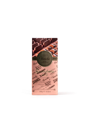 Gianduia Hazelnuts Chocolate Bar 3.52 Oz