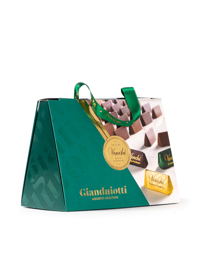 Gianduiotti Gift Box 5.29 Oz