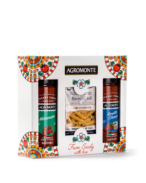 Tomato Sauce (Marinara & Ricotta) and Pasta - Gift Box