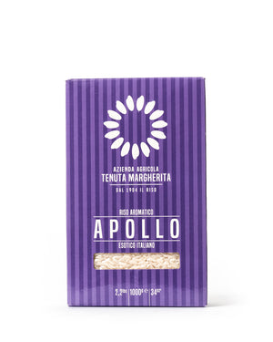 Italian Aromatic Rice Apollo 34 Oz - Magnifico Food