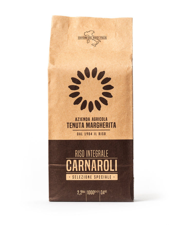 Carnaroli Brown Rice Special Selection 34 Oz