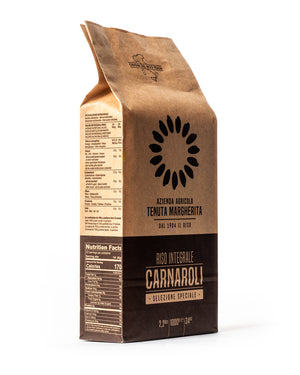 Carnaroli Brown Rice Special Selection 34 Oz - Magnifico Food
