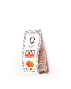 Pumpkin Risotto - Ready to Cook - 8.8 Oz - Magnifico Food