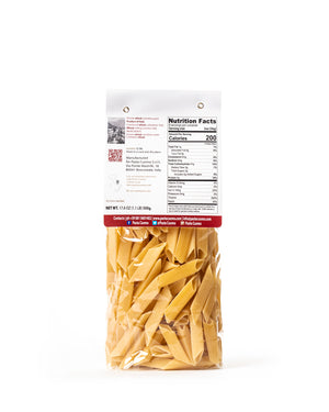 Triangle Penne Pasta 17.6 Oz - Magnifico Food