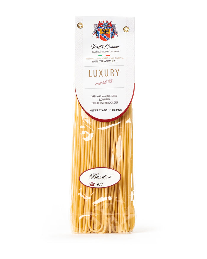 Bucatini Pasta 17.6 Oz