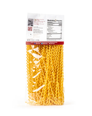 Fusilli col Buco Pasta with a Hole 17.6 Oz - Magnifico Food