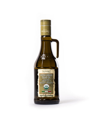 Extra Virgin Olive Oil Organic 16.9 Oz - Magnifico Food