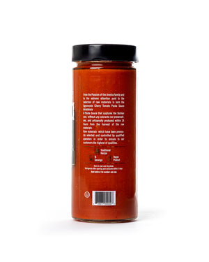 Arrabbiata Pasta Sauce of Cherry Tomato and Hot Pepper 20.46 Oz - Magnifico Food