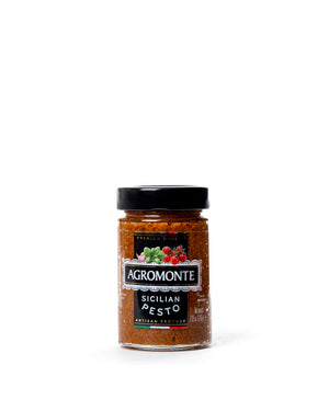 Sicilian Pesto 7.05 Oz - Magnifico Food