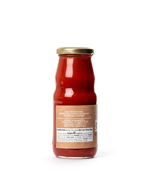 Organic Passata of Cherry Tomato 12.69 Oz - Magnifico Food