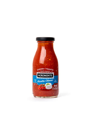 Cherry Tomato Pasta Sauce with Ricotta Cheese 9.17 Oz - Magnifico Food