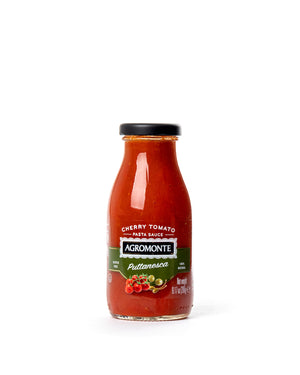 Puttanesca Pasta Sauce of Cherry Tomato 9.17 Oz - Magnifico Food