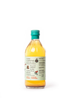 "Organic Apple Cider Vinegar with the ""mother"" 17 Oz - Magnifico Food"