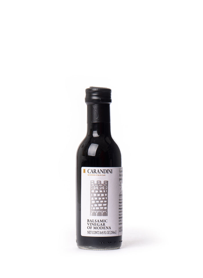 Balsamic Vinegar of Modena PGI Silver Tower PGI 8.45 Oz