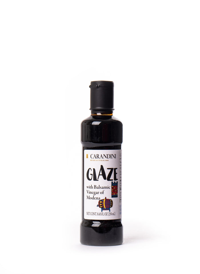 "Glaze with ""Balsamic Vinegar of Modena PGI"" 8.45 Oz"