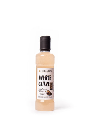 White Glaze with Sweet White Vinegar 8.45 Oz - Magnifico Food