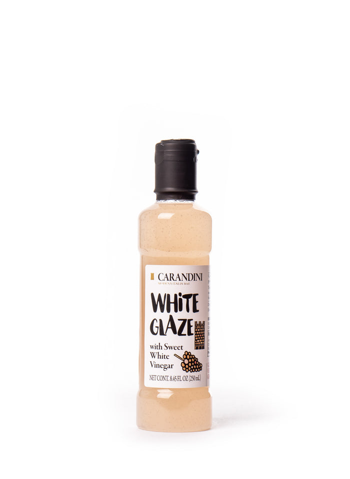 White Glaze with Sweet White Vinegar 8.45 Oz