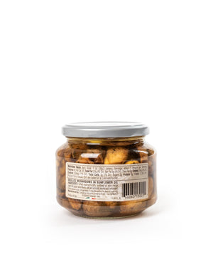 Grilled Mushrooms in Sunflower Oil 11.6 Oz - Magnifico Food
