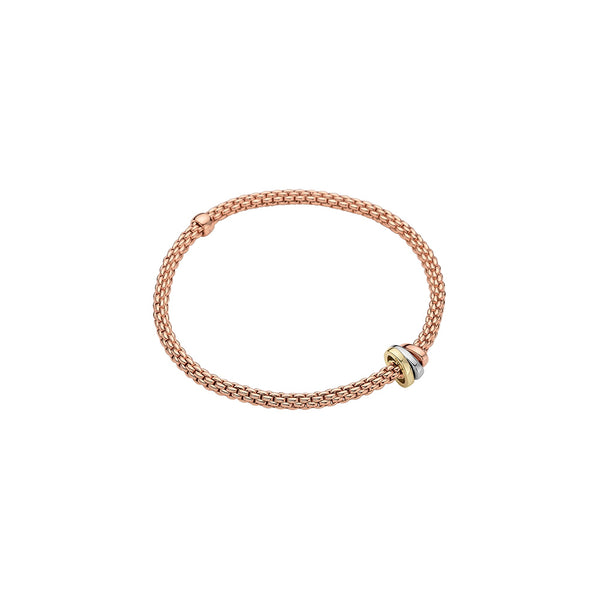 Prima Flex'it Bracelet with Tri Tone Rondel