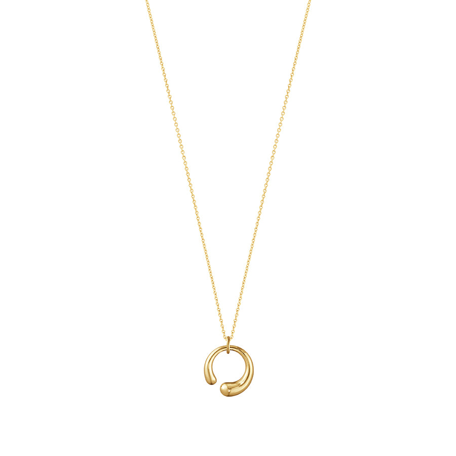 Mercy Small Pendant - 18kt Yellow Gold