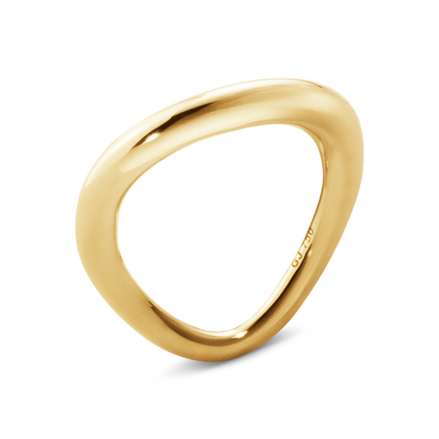 Offspring Ring - 18kt Yellow Gold