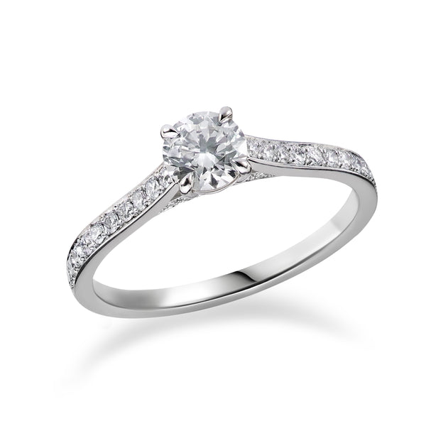 Elara Engagement Ring