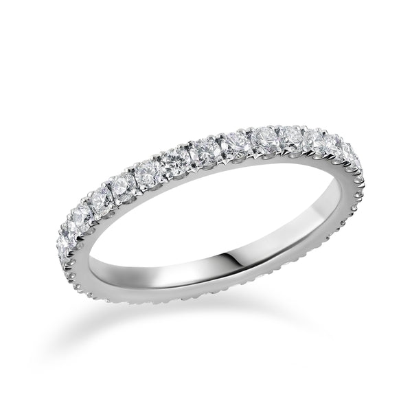 Castille Set Full Eternity Ring