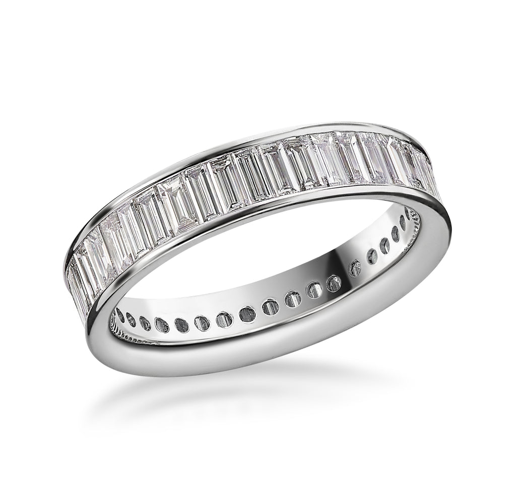 Channel Set Full Eternity Ring