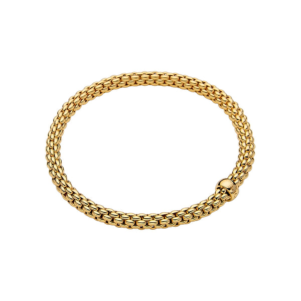Solo Flex'It Bracelet with Plain Rondel