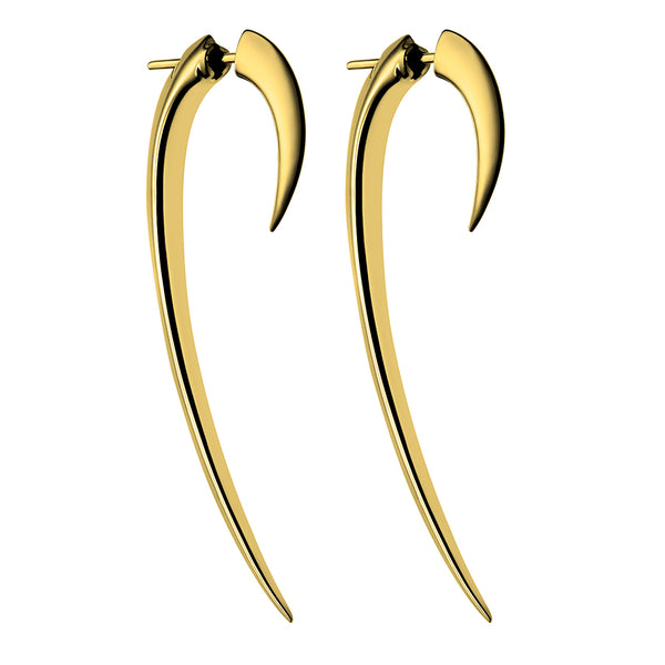 Large Hook Earrings