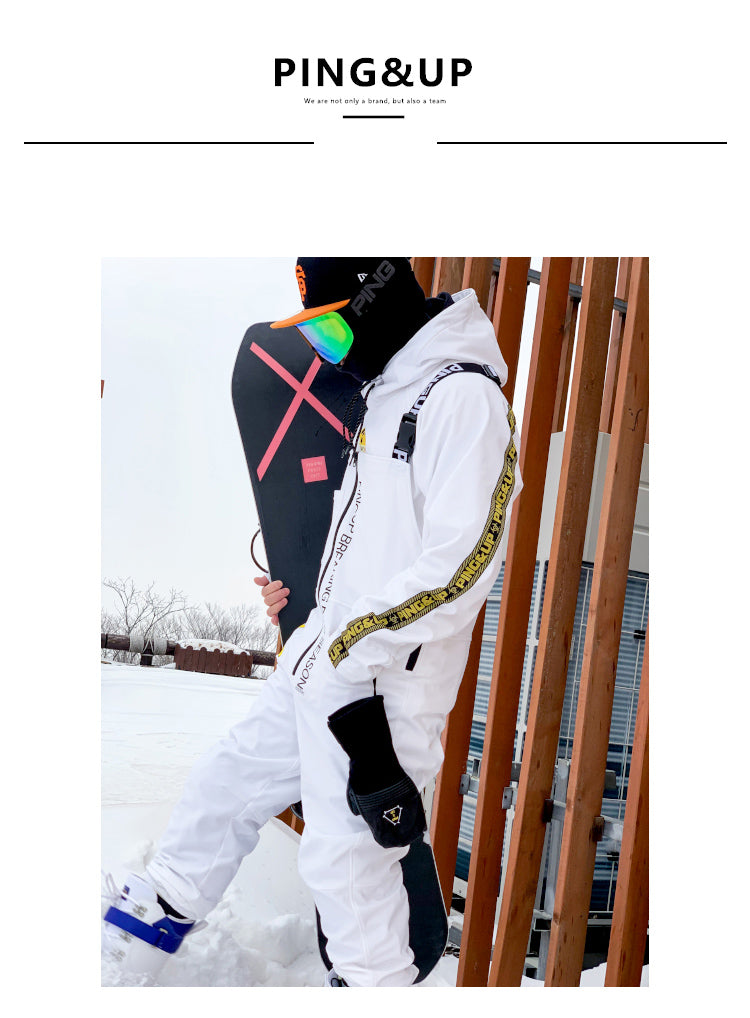 Women's Pingup Unisex Breaking Bad Season Snowboard pants & jackets