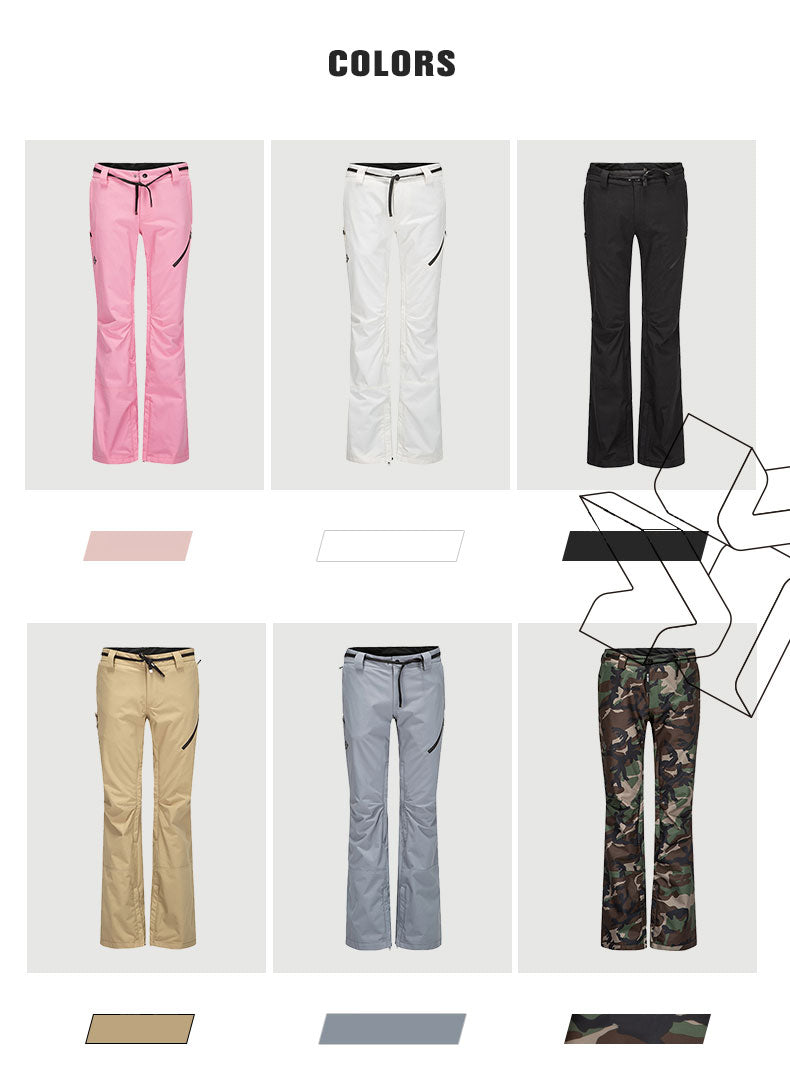 LD Ski Rider Snow Pants