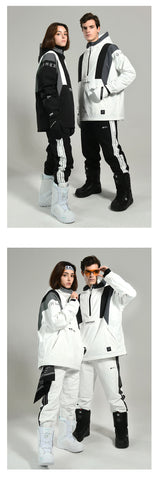 Men's Couples Style Spring Fall Outdoor Mountain Sports Jacket & Pants
