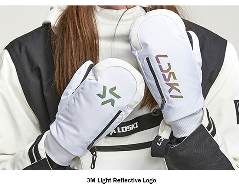 LD Ski Rely Snow Mittens