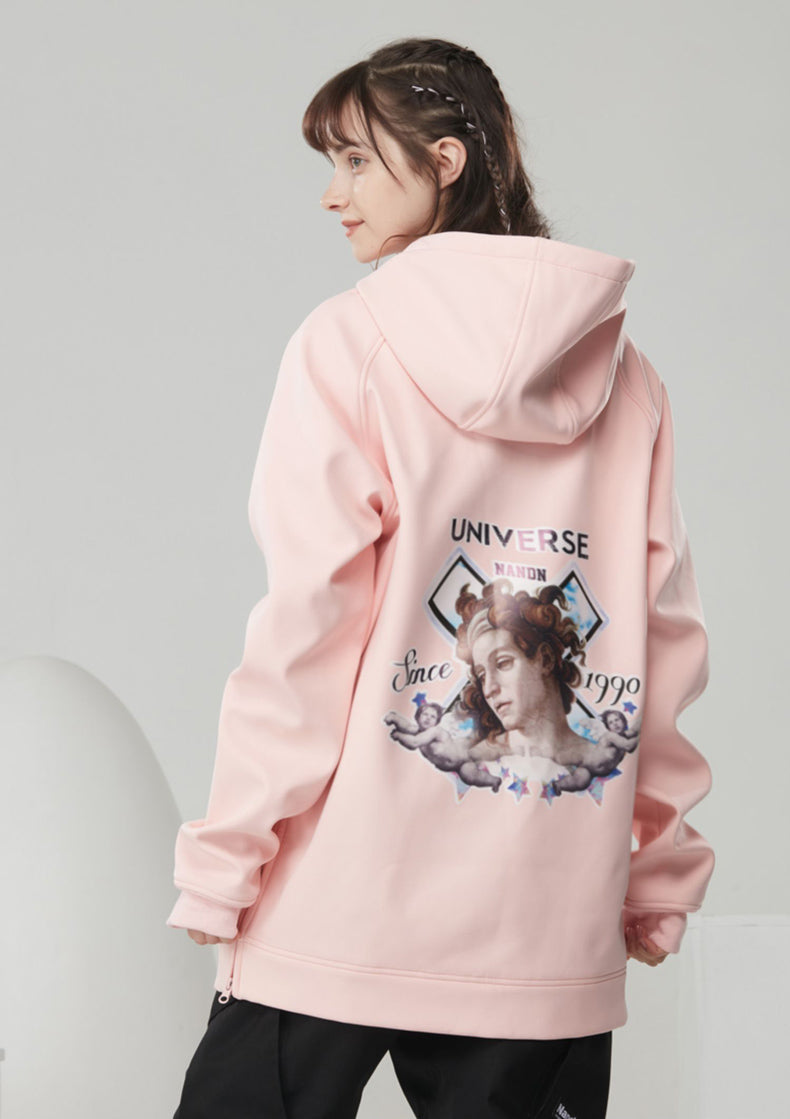 Nandn Unisex Limited Edition Mountain Shred Hoodie