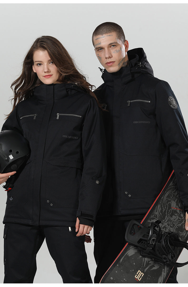 High Experience Top Quality Winter Fashion Outerwear 15k Waterproof Ski Snowboard Jackets