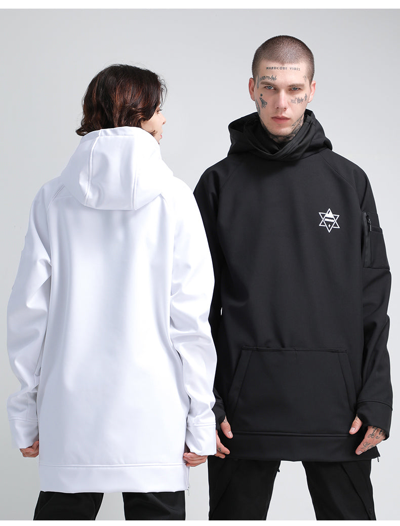 Gsou Snow Unisex Performance Pullover Hoodie