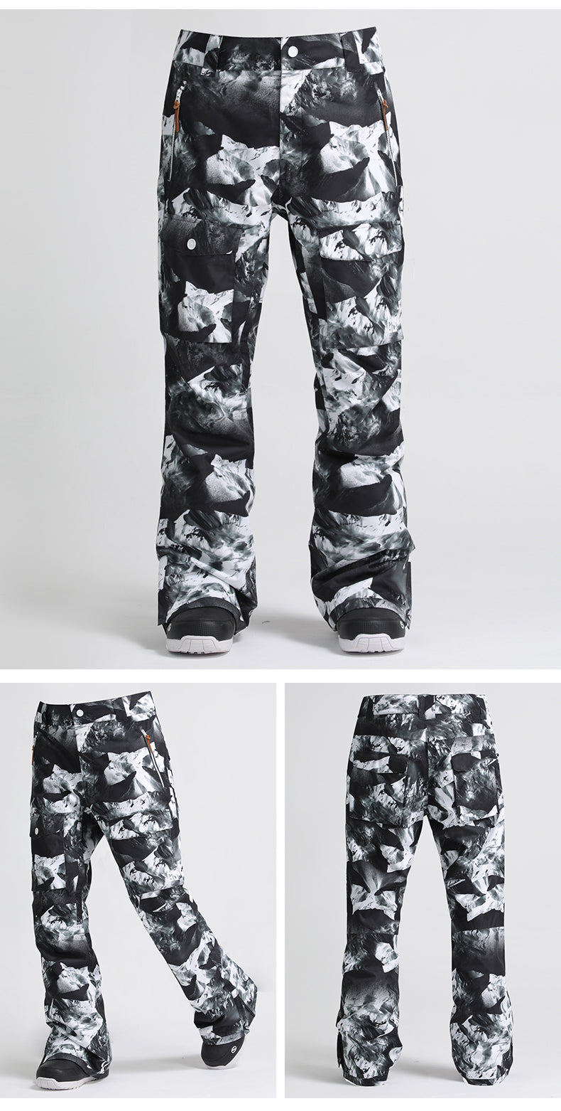 Men's Gsou Snow 15k Smarty Snowboard Pants