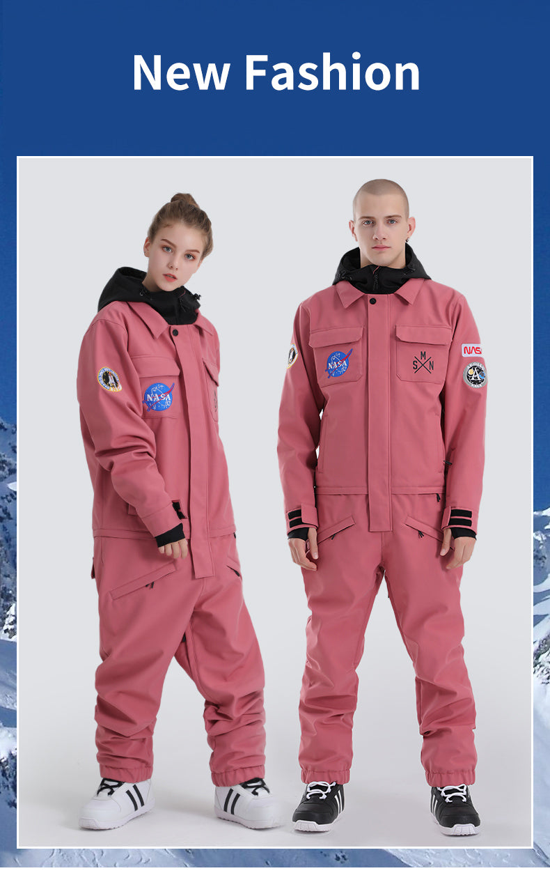 Women's SMN Slope Star Snowsuits