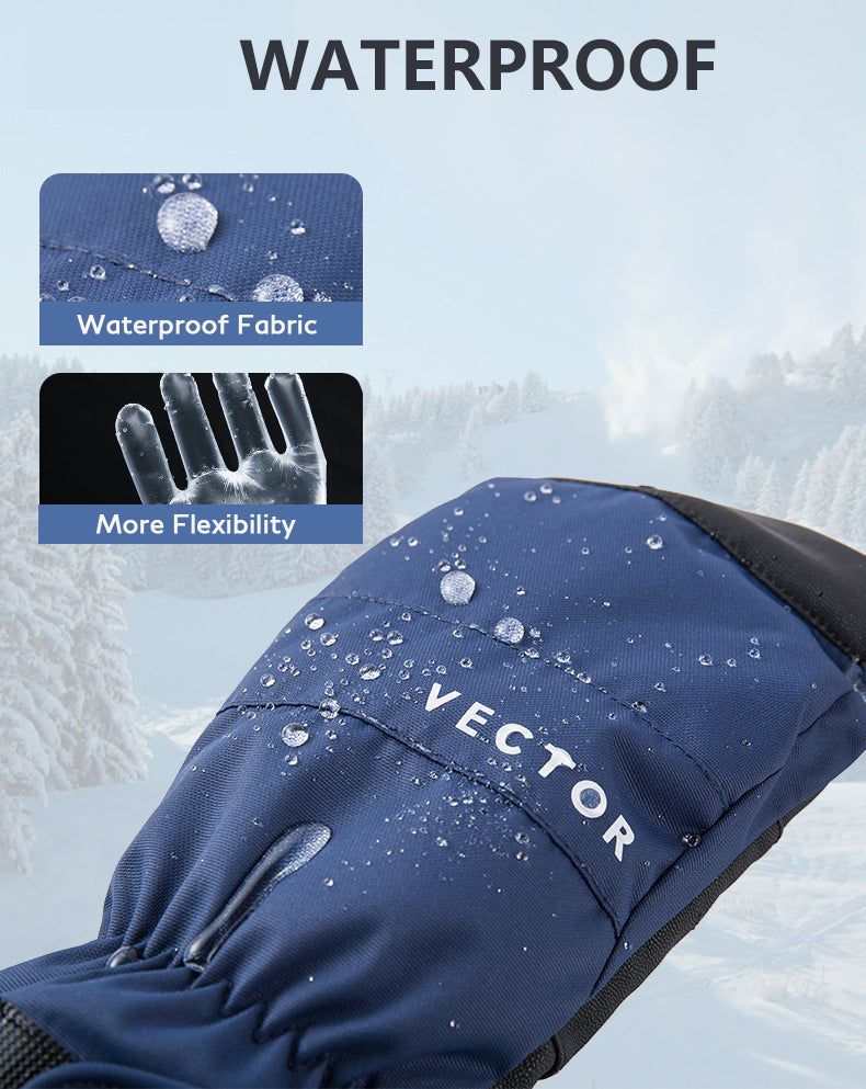 Men's Vector Snow Peak Snowboard Mitten
