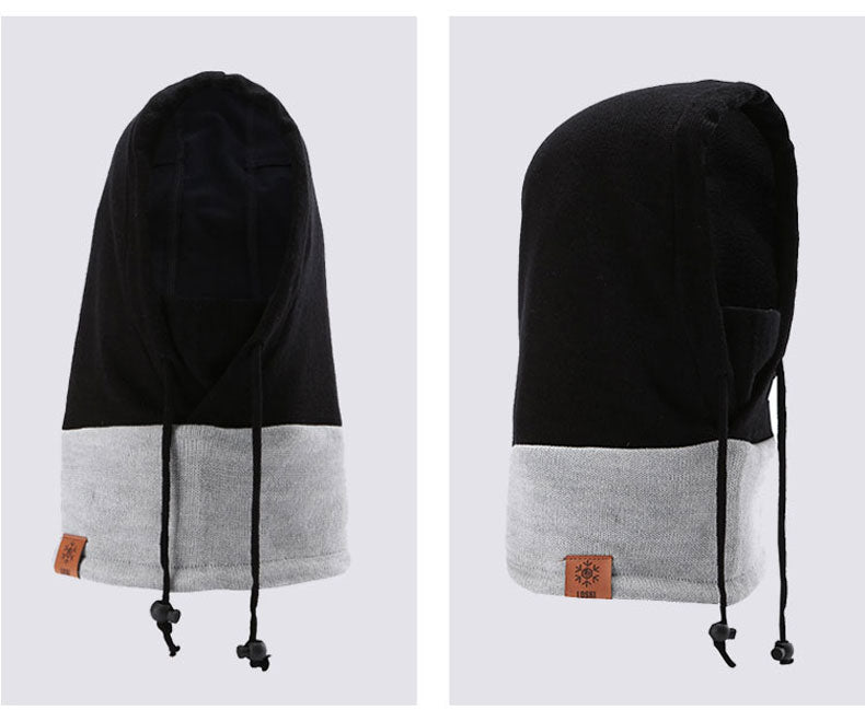 Unisex Fleece Neck Warmer, Ski/Snowboard Face Mask
