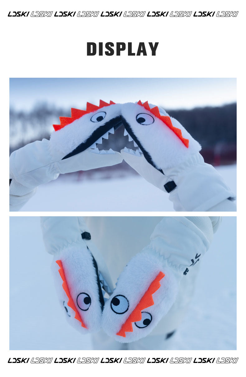 LD Ski Elf Snow Gloves