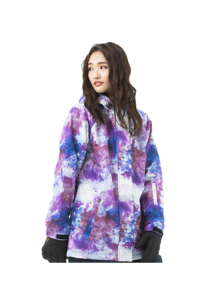 Japan Activersion 19 Women Collection Snowboard Jacket