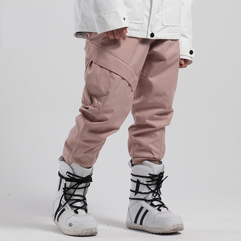 Women's SMN Hipster Winter Outdoor Elastic Jogger Sweatpants