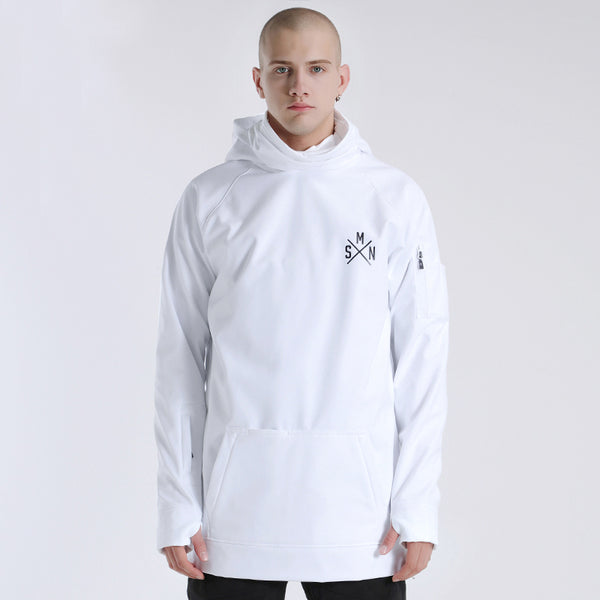 Men's SMN Unisex Snow Shred Pullover Hoodie