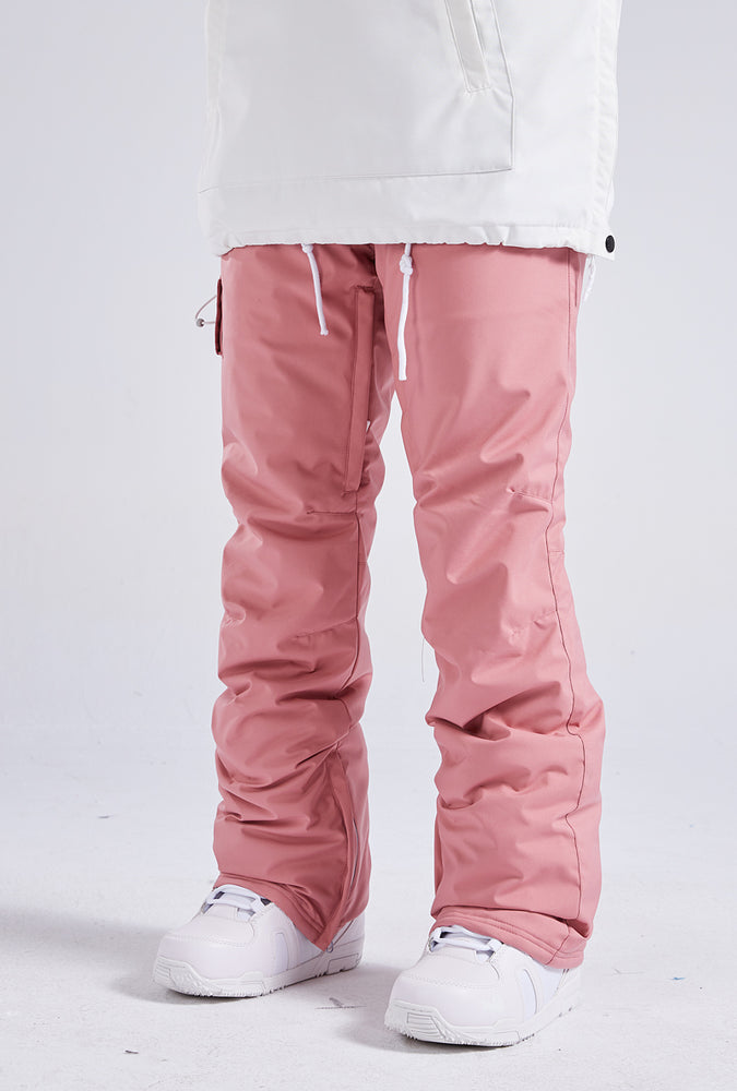 Women's Mad Craft College Winter Outdoor Functional Snow Pants