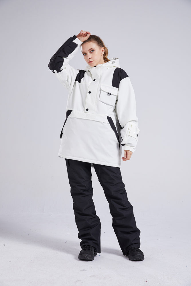 Women's Mad Craft Classic Ladies Functional Snow Jacket & Pants Set