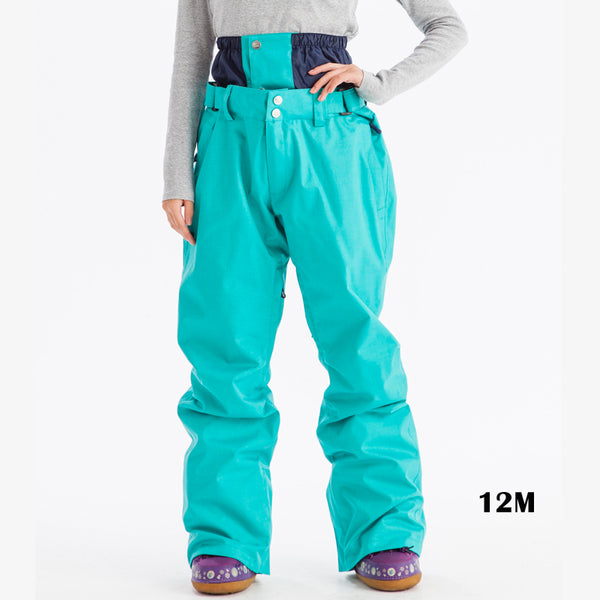 Japan Northfeel Women's Waterproof Snowboard Pants