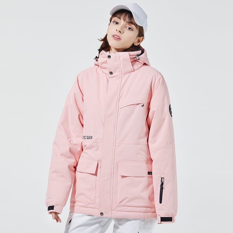 Women's Arctic Queen Komorebi Outdoor Snow Jackets